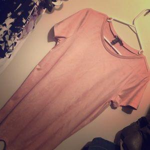 Forever 21 long shirt
